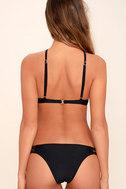 Grecian Getaway Black Bikini 4