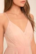 All About Love Blush Pink Maxi Dress 5