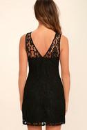 BB Dakota Thessaly Black Lace Dress 4