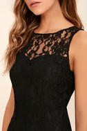 BB Dakota Thessaly Black Lace Dress 5