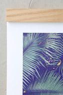 DENY Designs Rainforest Floor Art Print and Hanger 2