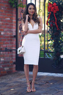 Gracefully Yours White Dress 7
