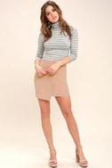 Mademoiselle Blush Mini Skirt 2