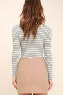 Mademoiselle Blush Mini Skirt 3