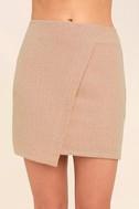 Mademoiselle Blush Mini Skirt 4