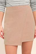 Mademoiselle Blush Mini Skirt 5