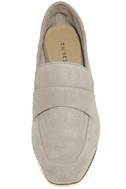 Chinese Laundry Grateful Taupe Suede Leather Slip-On Loafers 5