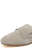 Chinese Laundry Grateful Taupe Suede Leather Slip-On Loafers 6