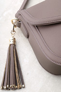 Perfect Grade Mauve Purse 4
