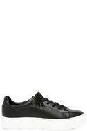 Madden Girl Kitten Black Flatform Sneakers 4