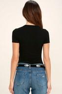 Kinship Black Bodysuit 5