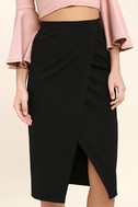 Perfectionist Black Pencil Skirt 5