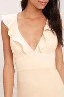 Perfect Opportunity Pale Blush Maxi Dress 5