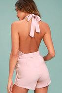 Playsuit My Fancy Blush Pink Romper 3