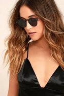 Spitfire Nexus Black Round Sunglasses 2