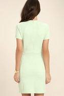 Black Swan Kylah Mint Green Bodycon Dress 4