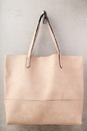 Conquer Blush Pink Tote 2
