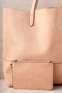 Conquer Blush Pink Tote 3