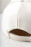 From the Crowd Beige Baseball Cap 3