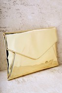 New Image Gold Clutch 2