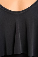Somebody's Baby Charcoal Grey Bodysuit 7