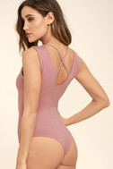 Someone Great Blush Pink Bodysuit 4