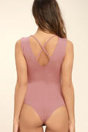 Someone Great Blush Pink Bodysuit 5