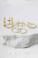 Best Choice Gold Ring Set 1