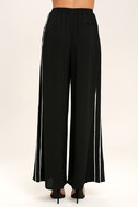 Tavik Purcell Black Wide-Leg Pants 4