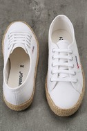 Superga 2750 COTROPEU White Espadrille Sneakers 3