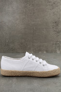 Superga 2750 COTROPEU White Espadrille Sneakers 4