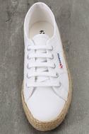 Superga 2750 COTROPEU White Espadrille Sneakers 5