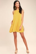 Tupelo Honey Yellow Dress 2