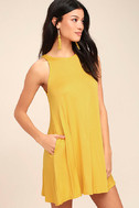 Tupelo Honey Yellow Dress 3