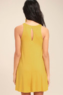 Tupelo Honey Yellow Dress 4