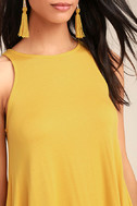Tupelo Honey Yellow Dress 5