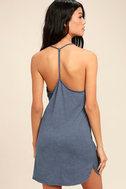 Thrilled to Bits Denim Blue Dress 3