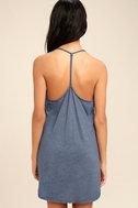 Thrilled to Bits Denim Blue Dress 4