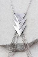 Make Waves Silver Body Harness 4