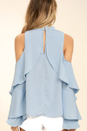 Flow With It Light Blue Top 3