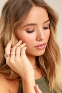 Perfect Touch Gold Ring Set 1