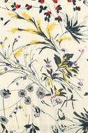 Heartfelt Cream Floral Print Maxi Skirt 6