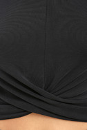 All-Access Pass Washed Black Crop Top 6