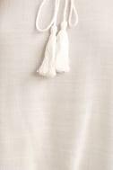 Run Wild White Lace Long Sleeve Top 6