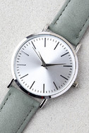 In an Instant Grey Watch 1