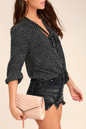 Wear and When Beige Clutch 1