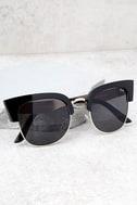 Totally Classic Black Sunglasses 2