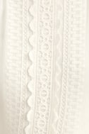 For Life White Embroidered Maxi Dress 6