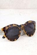Crap Eyewear The T.V. Eye Tortoise Sunglasses 1