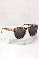 Crap Eyewear The T.V. Eye Tortoise Sunglasses 2